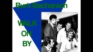The Four Seasons & Burt Bacharach - Walk On By (MottyMix)