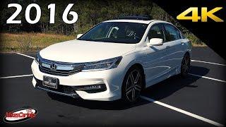 2016 Honda Accord Touring V6 - Ultimate In-Depth Look in 4K