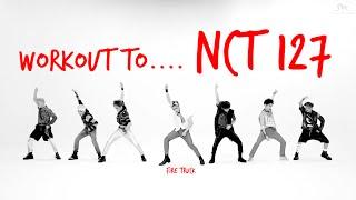 NCT 127 _ Fire Truck(소방차) Dance Workout by sarahkaypop