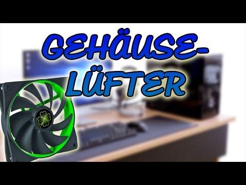 Gehäuselüfter   Erklärung + Kaufberatung   PC-Hardware erklärt   German/Deutsch   [HD]
