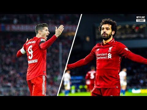 Liverpool FC vs Bayern Munich • Top 5 UCL Goals 18/19