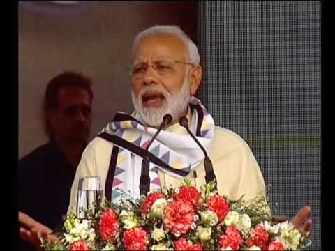 PM Modi's address to Indian Origin Tamil Community at Norwood Ground in Norwood, Sri Lanka