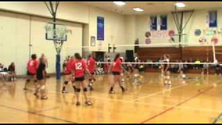 preview picture of video 'Meadville vs. McDowell Girls Volleyball (1 of 2)'