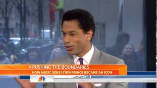 Author Toure: Prince's music is 'perpetual'
