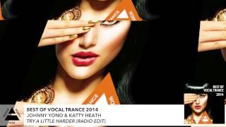 Johnny Yono & Katty Heath-Try A Little Harder (Radio Edit)