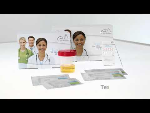 nal von minden Drug-Screen® Single/multi dip test (urine) – Drug rapid test