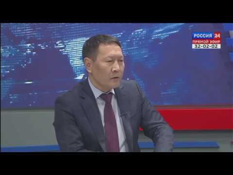 Руководитель Управления социальной защиты неселения и труда города Якутска Семен Матвеев ответил на вопросы горожан