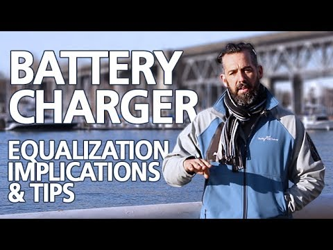 Tips - Battery Charger Equalization