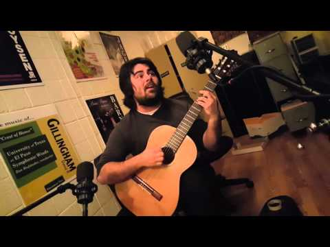 """Doing my own rendition of """"Till there was you"""" from the musical  """"The Music Man"""". Also covered by The Beatles"""