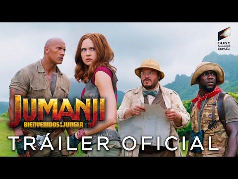 Trailer Jumanji: Bienvenidos a la jungla
