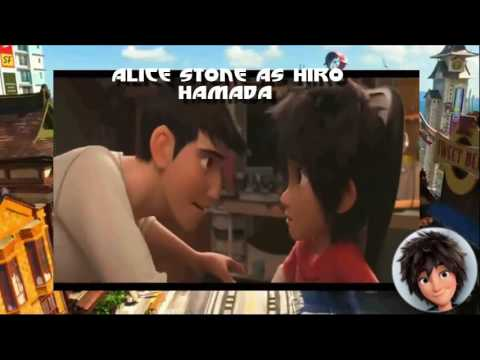 "Big Hero 6 ""Look For A New Angle!"" (Genderbend Fandub)"