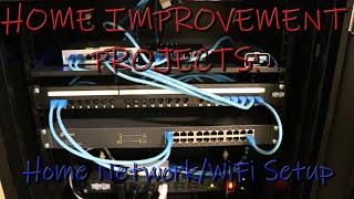 Home Network/WiFi Setup - Ubiquiti Unifi Setup