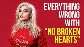 "Everything Wrong With BeBe Rexha - ""No Broken Hearts"""