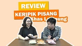 Review Oleh-oleh Keripik Pisang Lampung, Rasanya Beda dari yang Lain