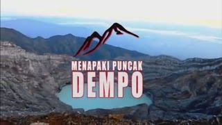 Pendakian Gunung Dempo
