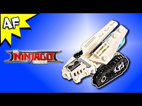 Vidéo LEGO Ninjago 30427 : Ice Tank (Polybag)