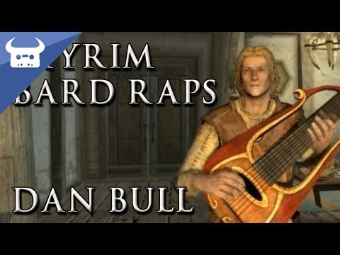 Who Needs A Dragon Shout When You Have A Rapping Bard?