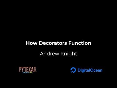 How Python Decorators Function