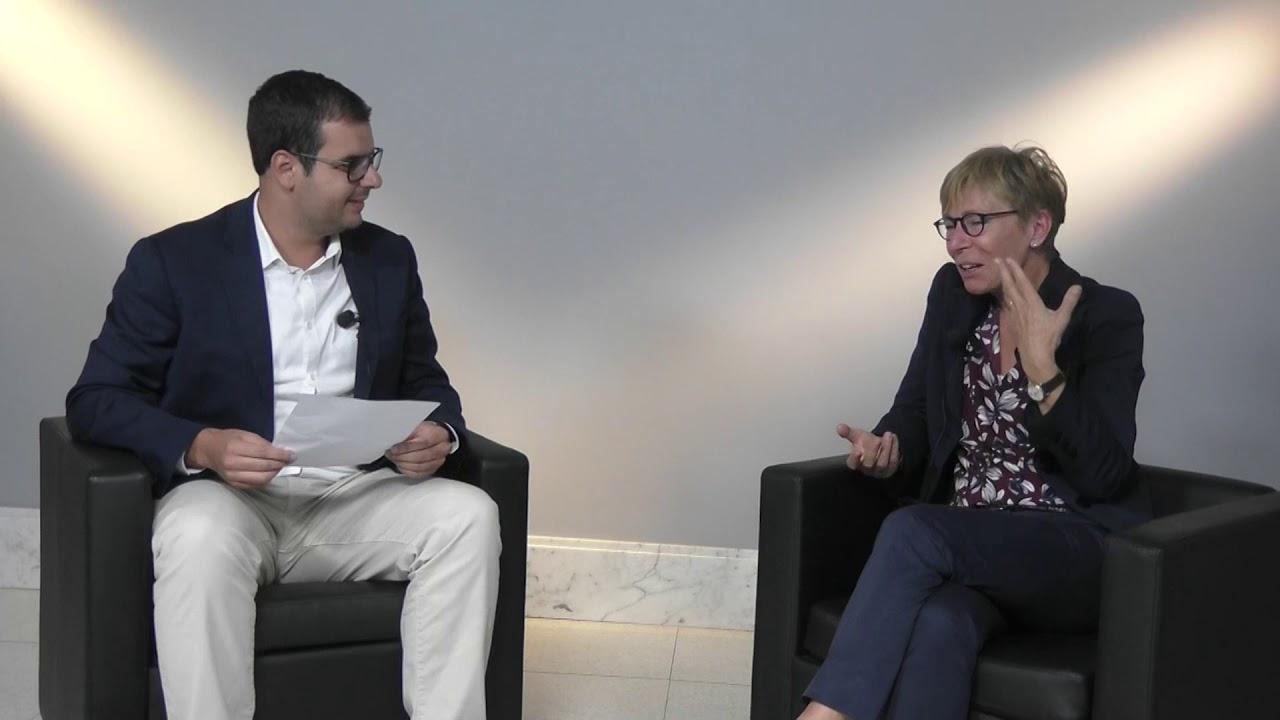 Milena Gabanelli a Lumsanews
