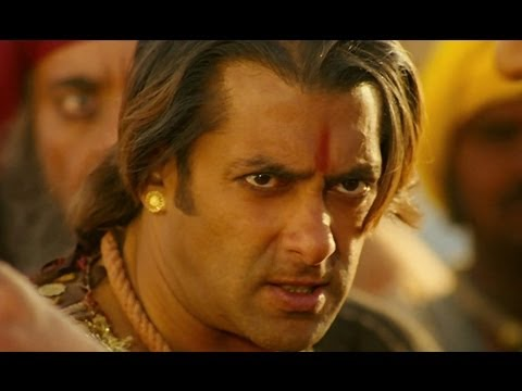 Salman does his fight for life
