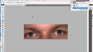 How Do I Get Rid of Red Eyes in Adobe Photoshop 6.0? : Photoshop Basics