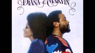 """Marvin  Gaye & Diana Ross~ """" My Mistake"""" ( Was To Love You) ❤️♫ 1973"""