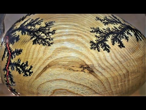 Woodturning - Not Another Dragon Egg !! [10:45]