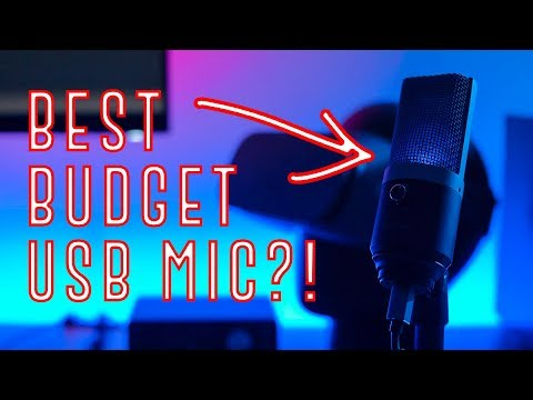 Best Budget USB Microphone? Fifine K670 Review