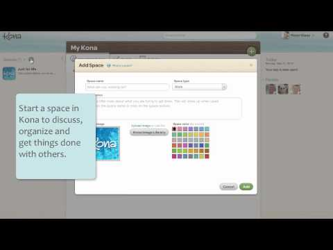 Kona Is The Ideal To-Do Manager For Groups And Multiple Projects
