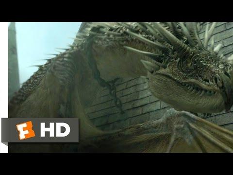 ドラゴンに狙われるハリー
