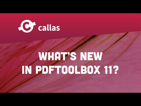 What's new in pdfToolbox Server?