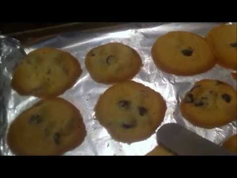 Southren Chocolate Chip Cookies