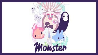 Mochi • Monster (ft. Cat Naps & Love-sadkid) (lyrics)
