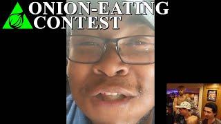 Shrekfest Online 2021 | Onion-Eating Contest