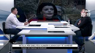 Promo - Debat - E enjte 20:10 - Beteja për drejtësi kundër gjenocidit të Serbisë!
