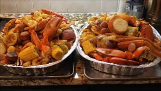 How To Fix The Best Lobster Shrimp Crab Boil in the South: Tutorial