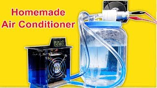 how-to-make-air-conditioner-without-ice-simple-homemade-invention