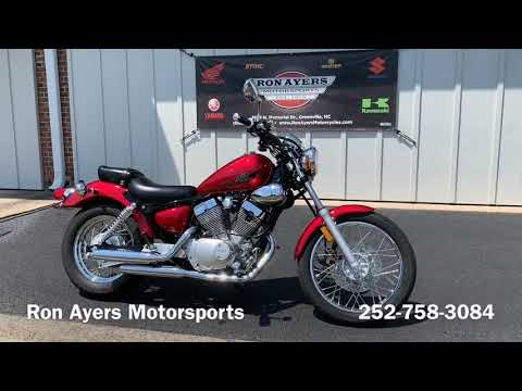 2014 Yamaha V Star 250 in Greenville, North Carolina - Video 1