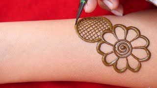 Full Hand Bharma Arabic Mehndi Design || Latest Henna Design 2020 || Beautiful Henna Mehndi Design