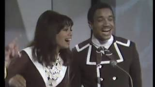 The 5th Dimension Up, Up and Away/Shake Your Tambourine on This is Tom Jones 1 9 69