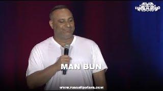 Man Bun | Russell Peters