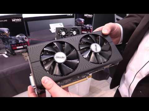 Neue Sapphire AMD Grafikkarten auf der Cebit 2017