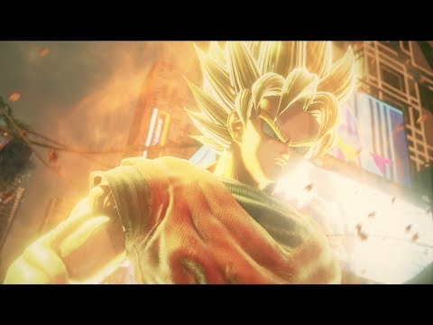 JUMP FORCE - E3 Announcement Trailer | XB1, PS4, PC thumbnail