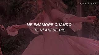 Today Was  A Fairytale (Taylor's Version) – Taylor Swift [sub. español]