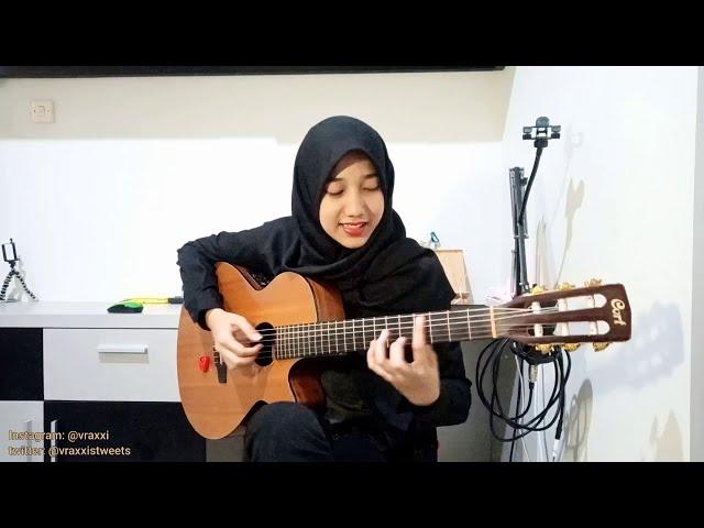 Ocan Siagian ft. Okin - 'Ekspektasi' Guitar Fingerstyle Cover
