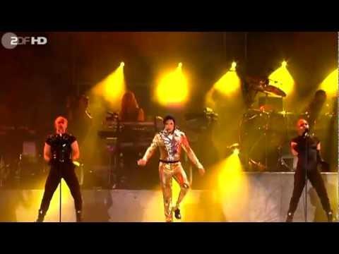 Michael Jackson - Wanna Be Starting Something - (HD-720p) - Live