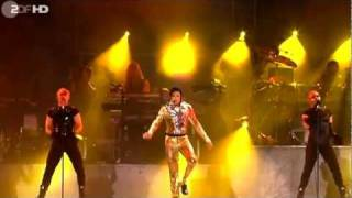 Michael Jackson - Wanna Be Starting Something - (HD-720p) - Live
