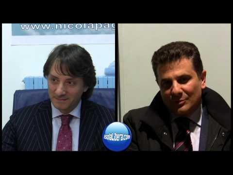 Intervista Doppia a De Filippo e Pagliuca