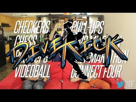 I Just Watched This Amazing Infomercial And I Think I Need To Play Divekick