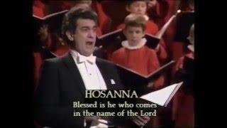 Andrew Lloyd Webber - Requiem ( Hosanna )  Domingo . Maazel